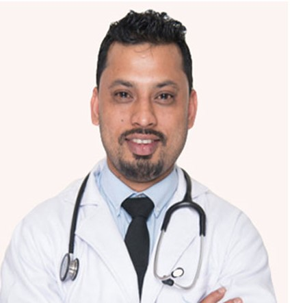 Dr. Suraj Gupta